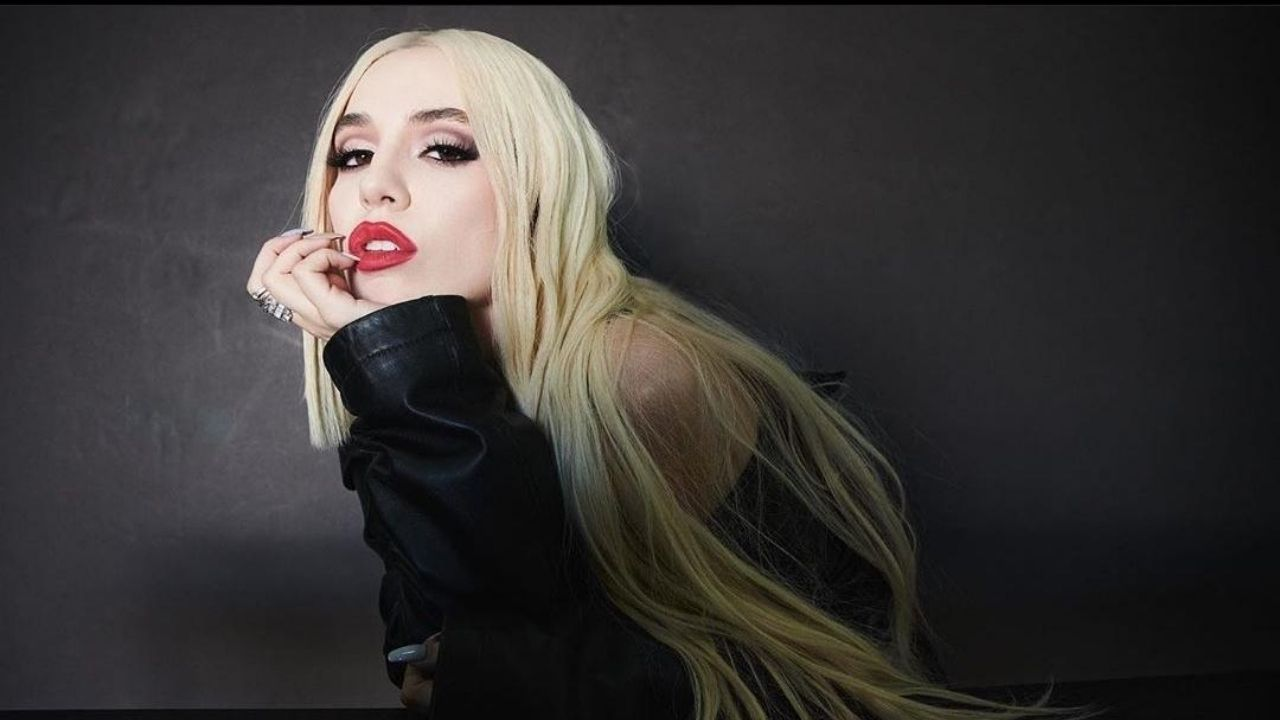 Ava Max and her best portraits